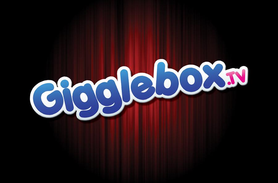 Gigglebox.tv branding