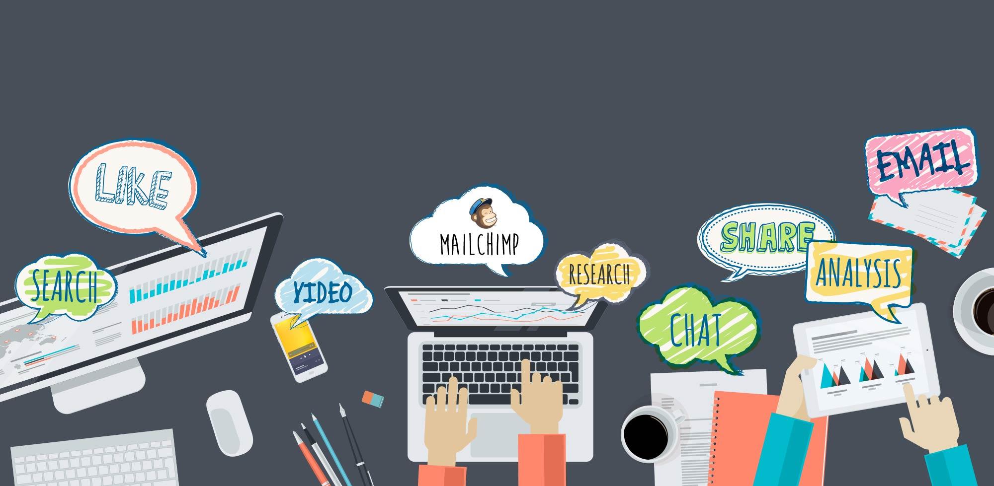 Emarketing digital marketing manchester